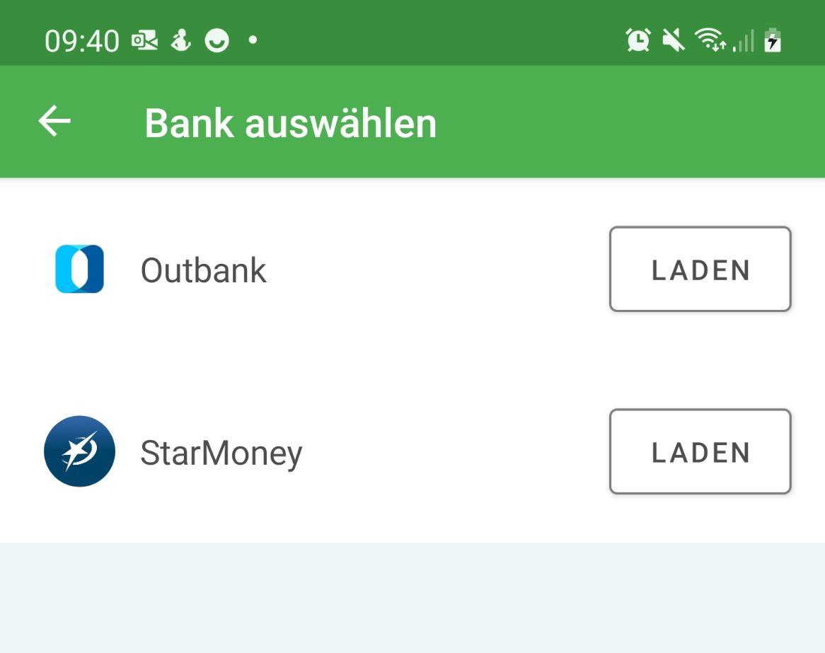 Neuer Kooperationspartner: Mit StarMoney Rechnungen aus Docutain heraus bezahlen 6