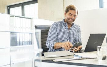 Digitalisierungsumfrage: Langsames Internet und Datenschutzanforderungen als größte Herausforderungen für Unternehmen 3