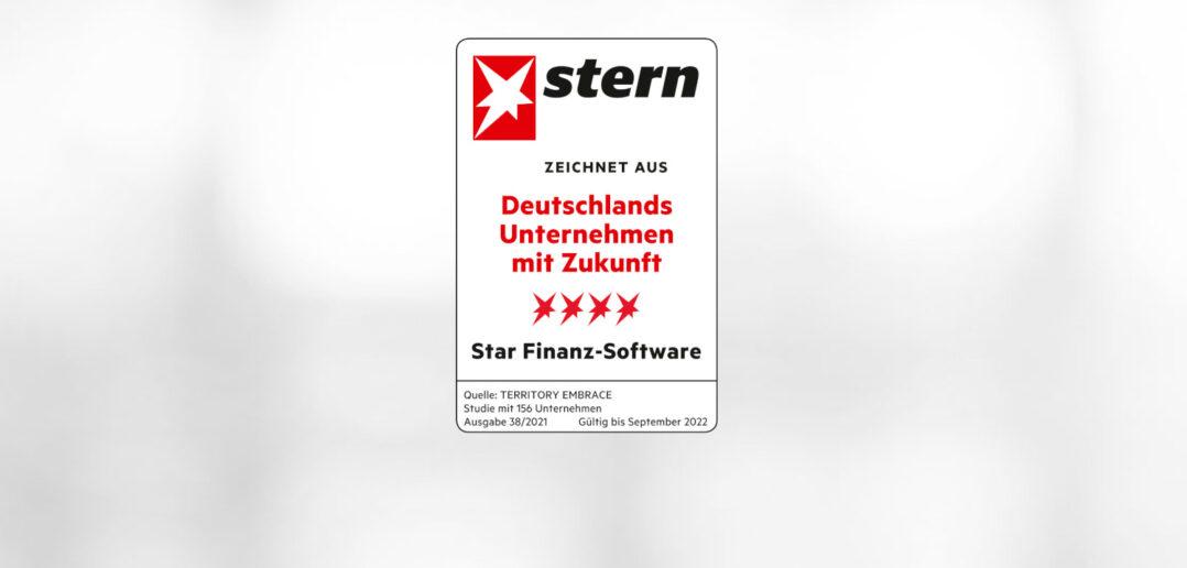 """Magazin """"Stern"""" zeichnet die Star Finanz als """"Deutschlands Unternehmen mit Zukunft"""" aus 1"""