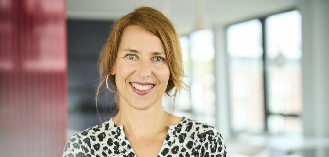 Interview mit Dana Gielnik, Leiterin Personal 2