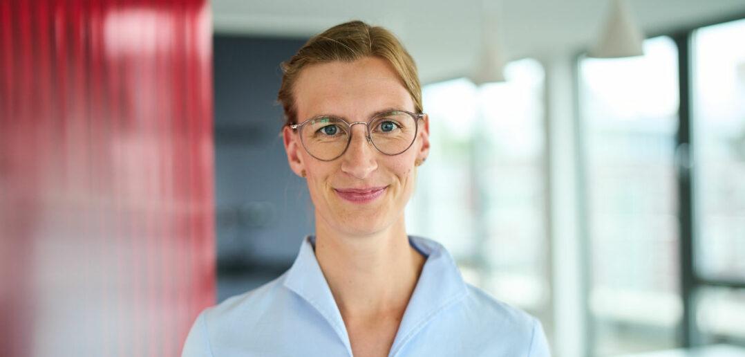 Inverview mit Inga Schedler, Referentin der Geschäftsführung 1