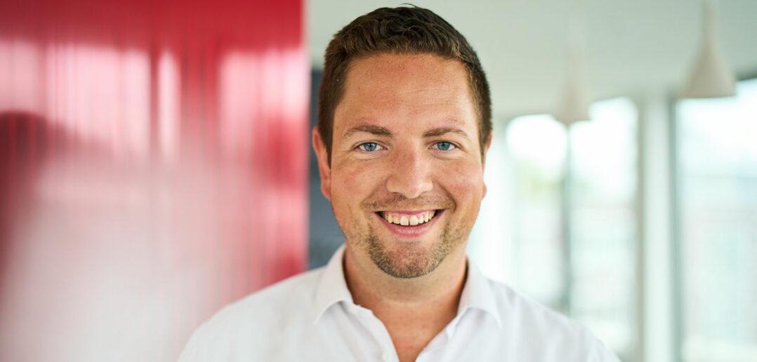 Interview mit Leon Merx, Leiter Bereich Firmenkunden 2